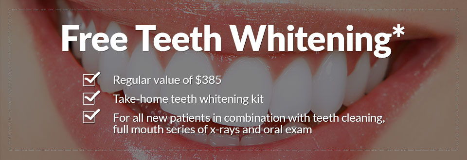 Coupon Free Teeth Whitening Hayward CA